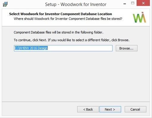 Getting started - Woodwork for Inventor