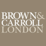 BROWN & CARROLL LONDON
