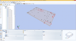 Created CNC technology transferred to Woodwop software
